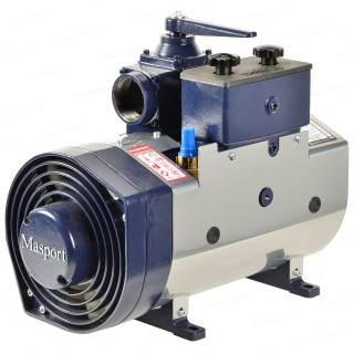 Masport® Titan Fan Cooled Rotary Vane Vacuum Pump