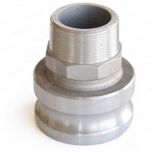 Part FR—Male Camlock x Male NPT- Reducer