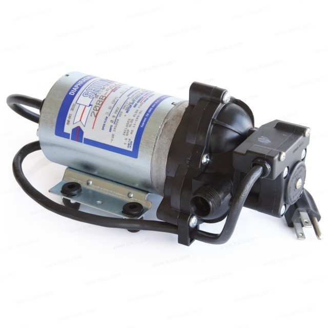 SHURflo® 115V Water Pump—With Prewired Power Cord