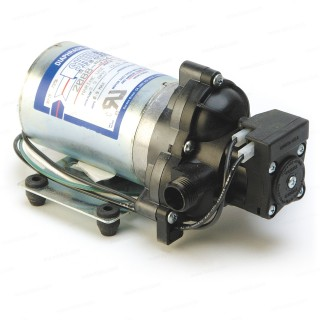 SHURflo® 115V Water Pump—Without Prewired Power Cord