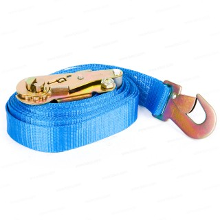 """Tie Down Ratchet Strap—2"""" x 16' with Snap Hooks, 5000 lb."""