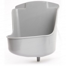 Grey Plastic Urinal
